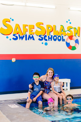 Missy Franklin, SafeSplash Brands and USA Swimming Foundation announce the Ripples to Waves program to provide free swimming lessons to thousands across the U.S.