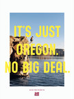 Oregonian Voice Defines Travel Oregon's New Marketing Campaign