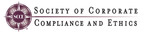 Society of Corporate Compliance and Ethics logo.