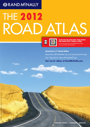 PREPARE TO HIT THE ROAD THIS SUMMER WITH THE 88th EDITION OF RAND McNALLY'S ROAD ATLAS.  (PRNewsFoto/Rand McNally)