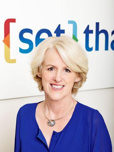 Liz Tehan, Founder of Set That (PRNewsFoto/Set That)
