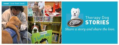 Cesar Canine Cuisine - Share a Story and Share the Love.  (PRNewsFoto/CESAR(R) Canine Cuisine)