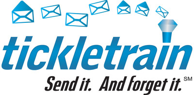 TickleTrain Logo.  (PRNewsFoto/TickleTrain, Inc.)