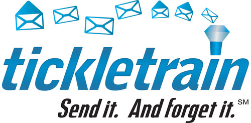 TickleTrain Logo. (PRNewsFoto/TickleTrain, Inc.) (PRNewsFoto/TICKLETRAIN, INC.)