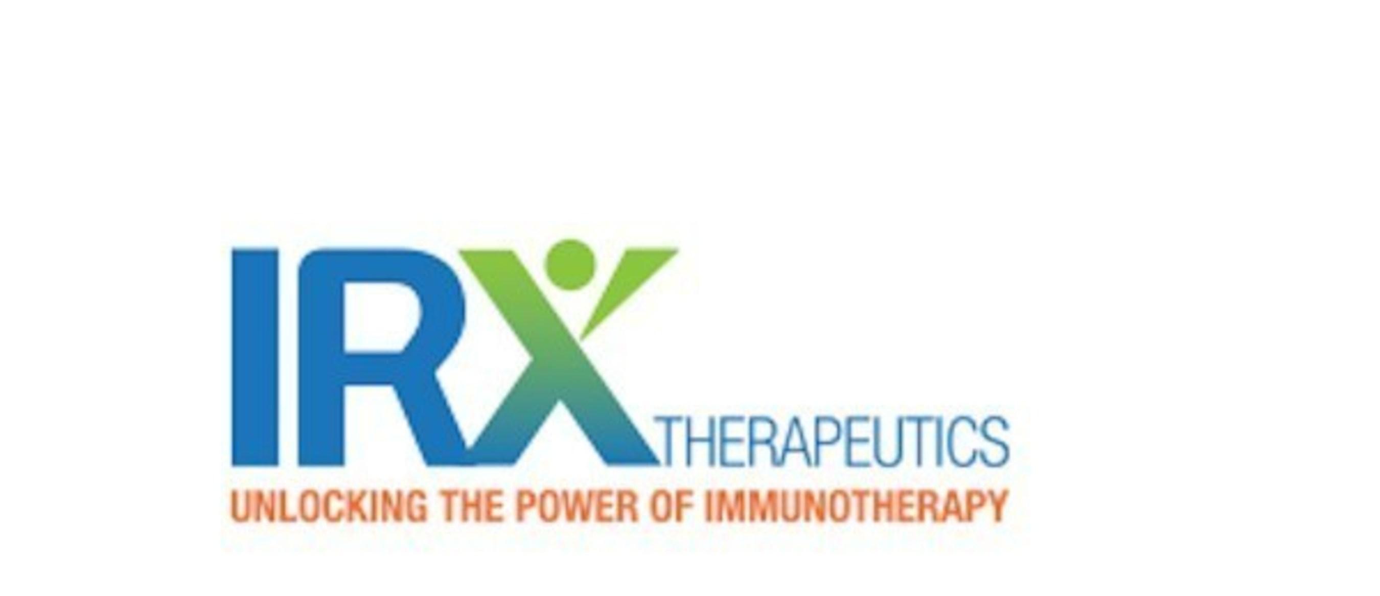 IRX Therapeutics Logo