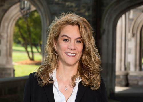 Dr. Nicolette DeVille Christensen Named President of Arcadia University. (PRNewsFoto/Arcadia University) (PRNewsFoto/ARCADIA UNIVERSITY)