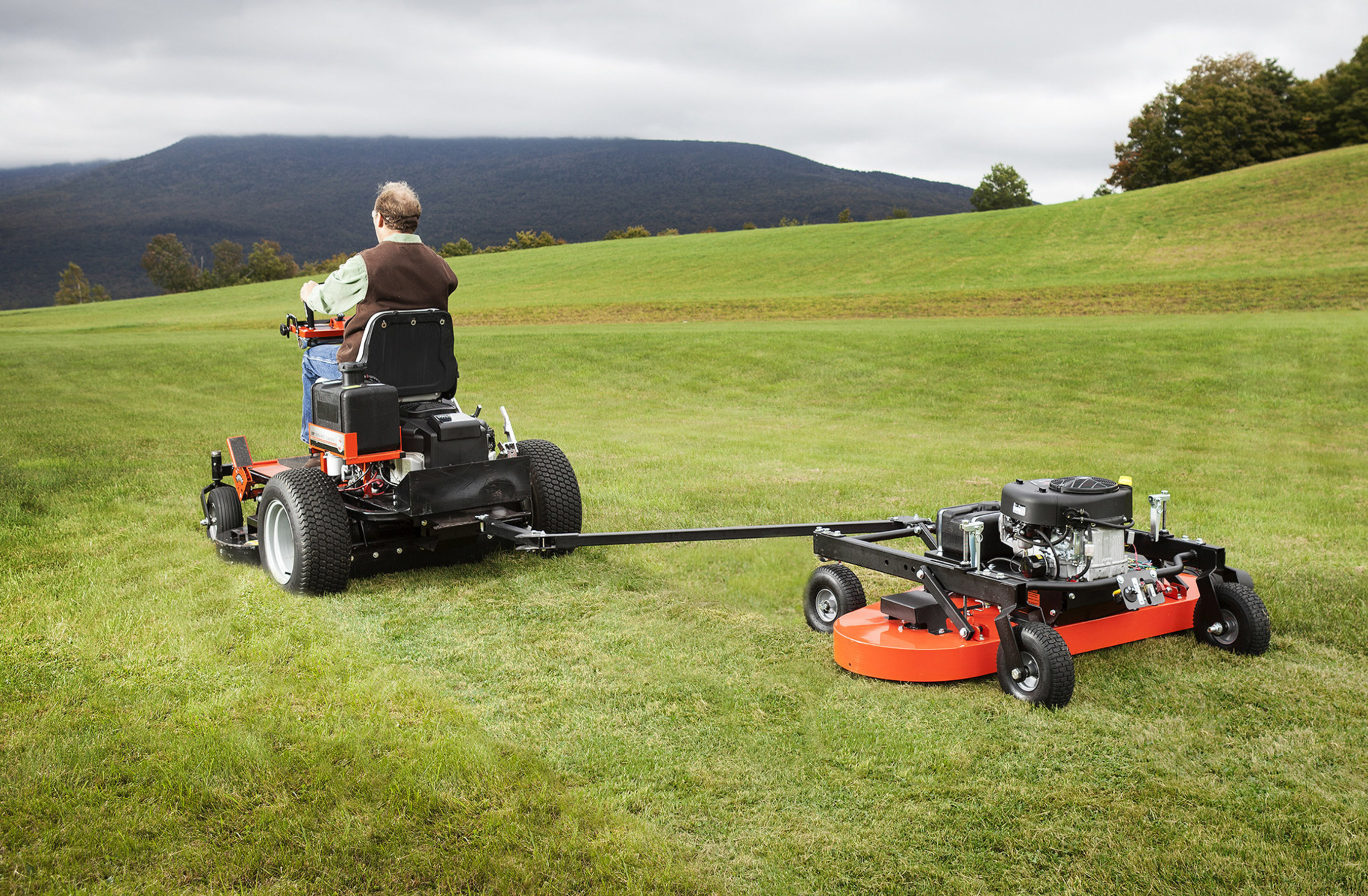 DR® Power Equipment Introduces All-New 2016 DR Field and