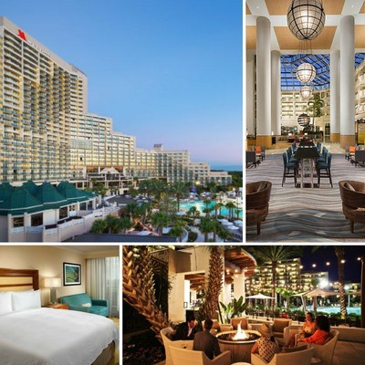 Orlando World Center Marriott is offering its Seek The Weekend Package with 20 percent savings on deluxe room accommodations plus a $25 daily resort credit for stays through March 31, 2017. This special deal, with rates starting at $163 per night, must be booked by Dec. 30, 2016. For information, visit www.WorldCenterMarriott.com or call 1-800-380-7931.