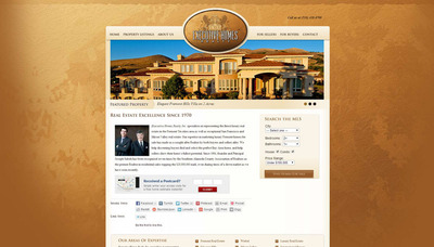 Executive Homes Realty.  (PRNewsFoto/Executive Homes Realty)