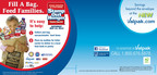 20th Annual NALC Stamp Out Hunger food drive featured on Valpak envelopes.  (PRNewsFoto/Valpak)