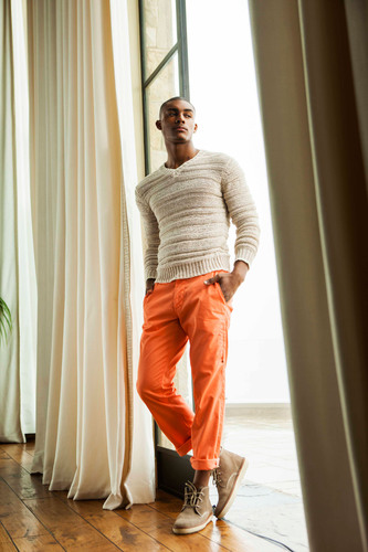 Check out the 2013 Sean John Spring/Summer Collection Only available at Macy's. (PRNewsFoto/Sean John) ...
