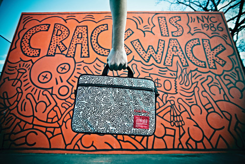 Manhattan Portage Celebrates 30 Years with Exclusive Art Collaborations