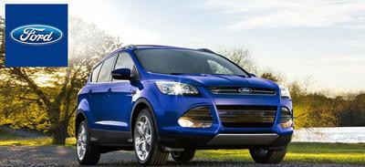 The 2014 Ford Escape in Loganville GA. (PRNewsFoto/Loganville Ford)