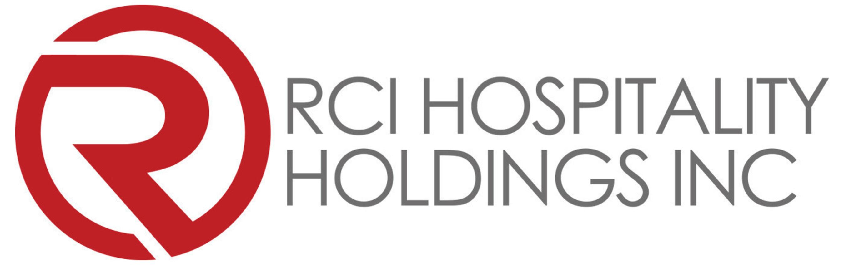 RCI Hospitality Holdings Corporate Logo (PRNewsFoto/RCI Hospitality Holdings, Inc.)