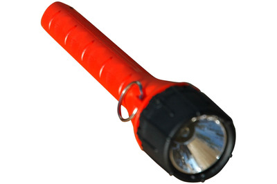 The Magnalight EXPFL-31 explosion proof halogen flashlight is approved Class I, Division 1, Group C & D and waterproof/submersible to 100'.  (PRNewsFoto/Larson Electronics)