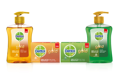 Dettol Launches a New Range for 100% Better Protection