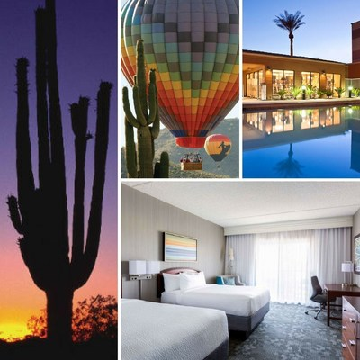 Courtyard Scottsdale Old Town is offering Marriott Rewards members the lowest possible rate on weekend getaways from now through Jan. 16, 2017. Reservations for accommodations must be booked online at www.marriott.com/PHXSC. For information, contact the hotel at 1-480-429-7785.