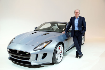 Jaguar Returns For Fourth Year As Official Vehicle Partner Of BritWeek. A Sponsor Since 2010, Jaguar Will Showcase The Highly Anticipated New F-TYPE.  (PRNewsFoto/Jaguar)