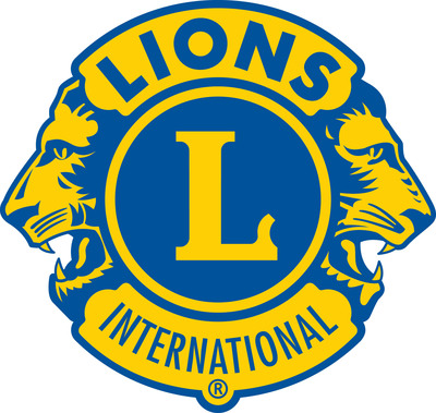 Lions Clubs International logo.  (PRNewsFoto/Lions Clubs International)