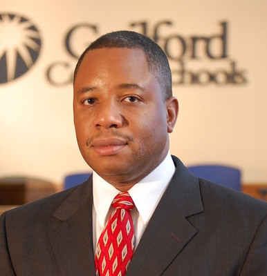 Guilford County Schools Superintendent Maurice O. Green.  (PRNewsFoto/Guilford County Schools)