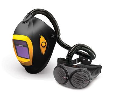 Jackson Safety Airmax Elite Powered Air Purifying Respirator with Truesight II Auto-Darkening Filter Welding Helmet