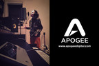 "Skylar Grey records vocals for Nicki Minaj's ""Bed of Lies"" from home with Apogee Quartet"