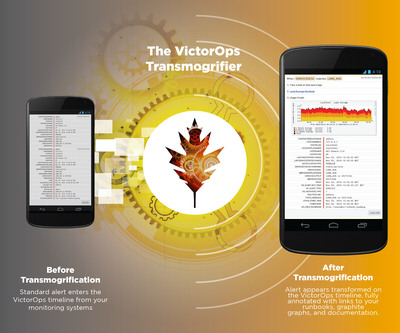 The VictorOps Transmogrifier