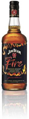 Jim Beam(R) Kentucky Fire (PRNewsFoto/Jim Beam)