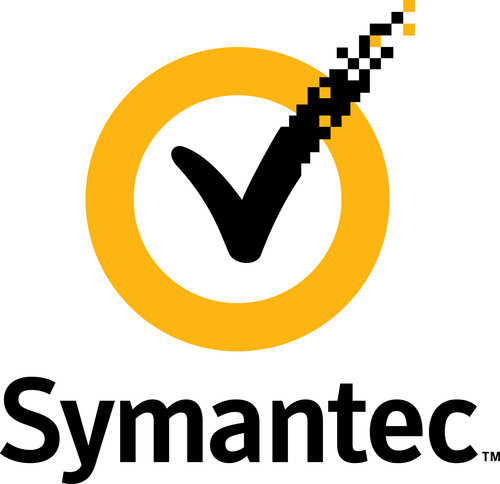 Symantec Logo.  (PRNewsFoto/National Cyber Security Alliance)