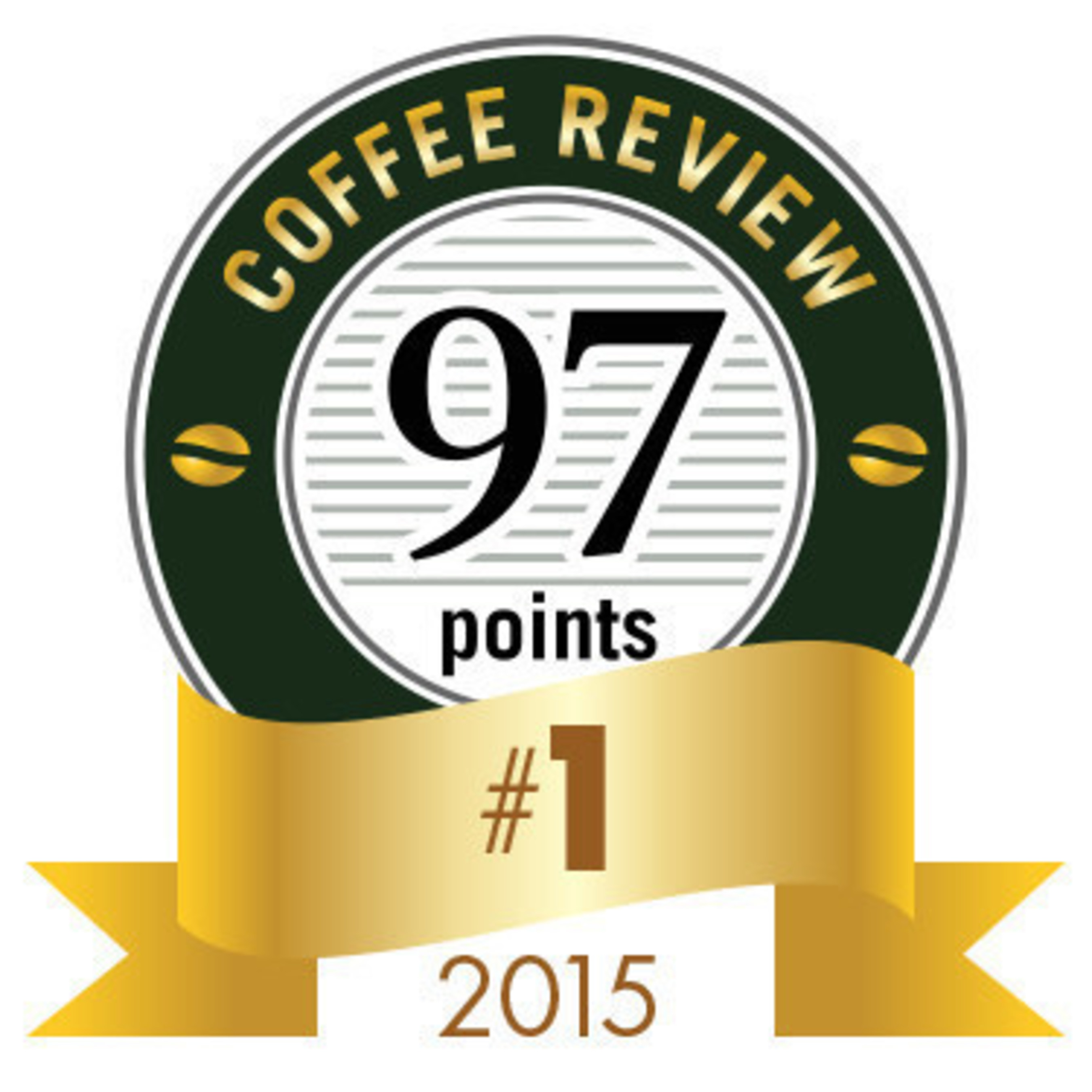 Coffee Review Announces Top Coffees of 2015