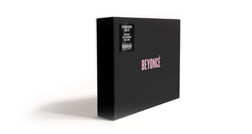 BEYONCE PLATINUM EDITION BOX SET TO RELEASE NOVEMBER 24, 2014