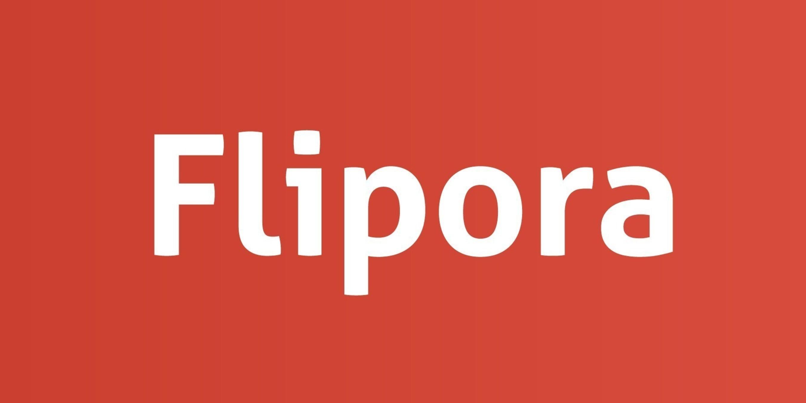 Flipora Logo