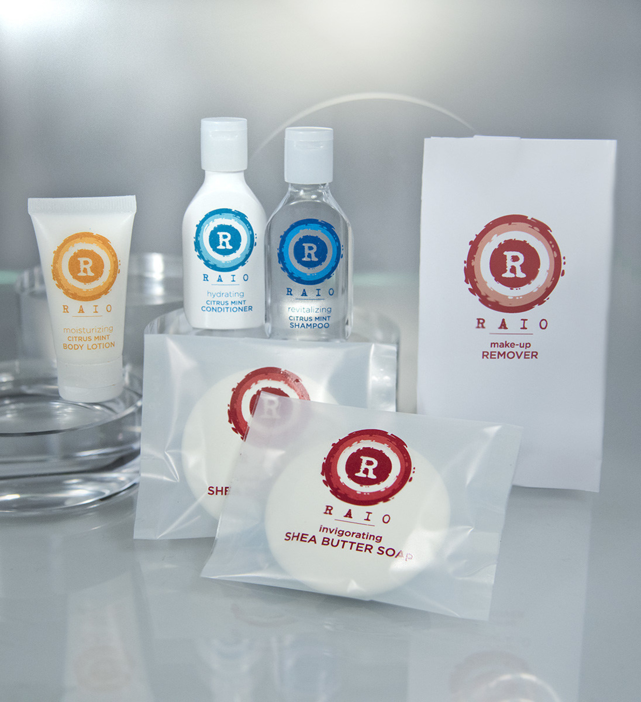 New RAIO Bath products by Comfort Inn and Comfort Suites