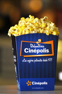 @CINEPOLIS CHOOSES @JIVESOFTWARE TO STRENGTHEN COLLABORATIVE WORKSTYLE AND UNIFY COMPANY CULTURE ACROSS 27,000 EMPLOYEES (PRNewsFoto/Jive Software)
