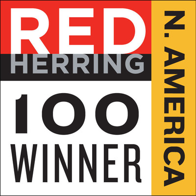Highlighting the most innovative and fastest growing U.S. companies, Red Herring has honored ShopKeep POS with a Red Herring Top 100 North America Award.  (PRNewsFoto/ShopKeep POS)