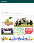 Realogy Issues Annual Corporate Social Responsibility Report