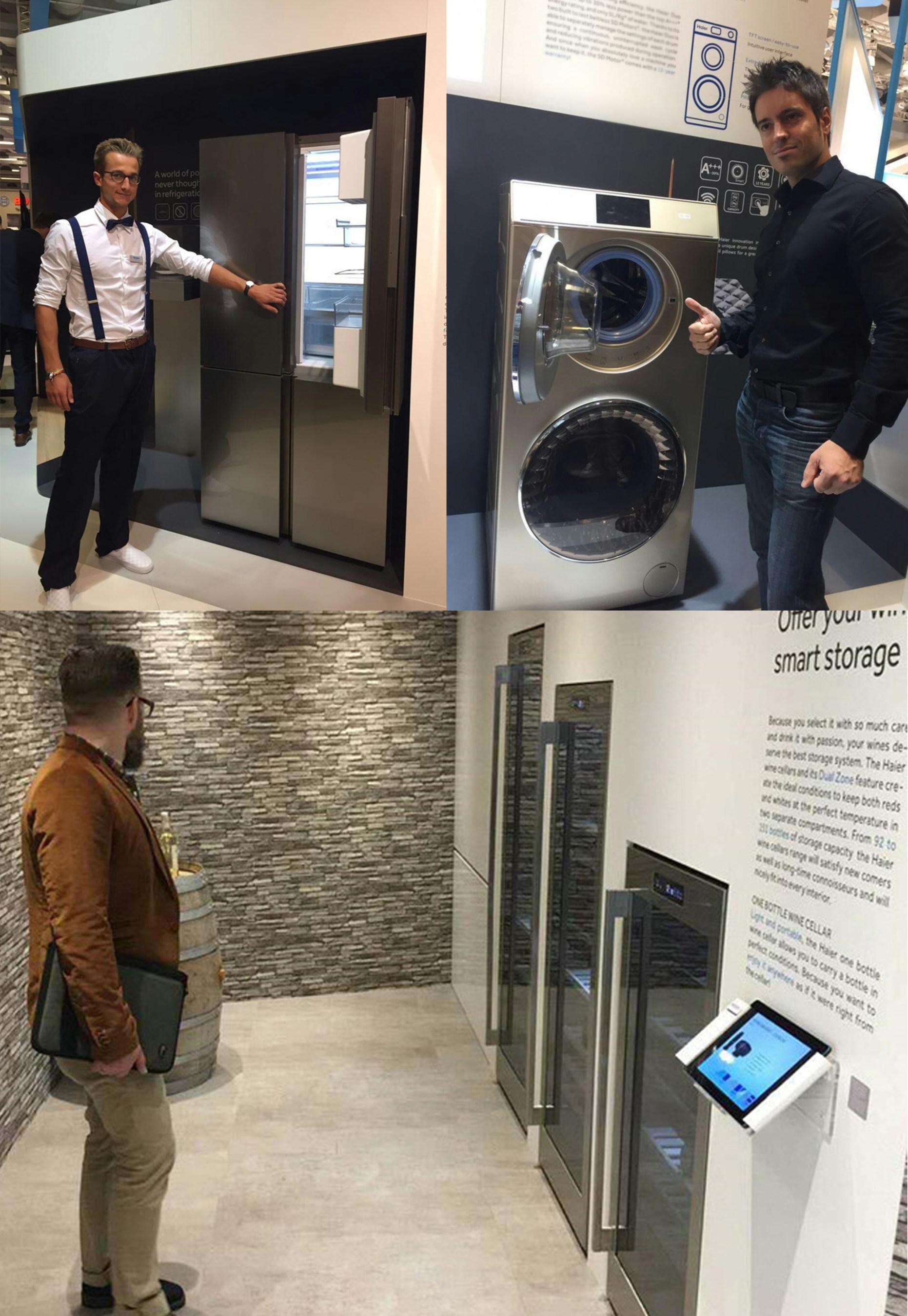 IFA 2015: Größte Ausstellung der Welt für intelligente Geräte, die für bessere Gesundheit und