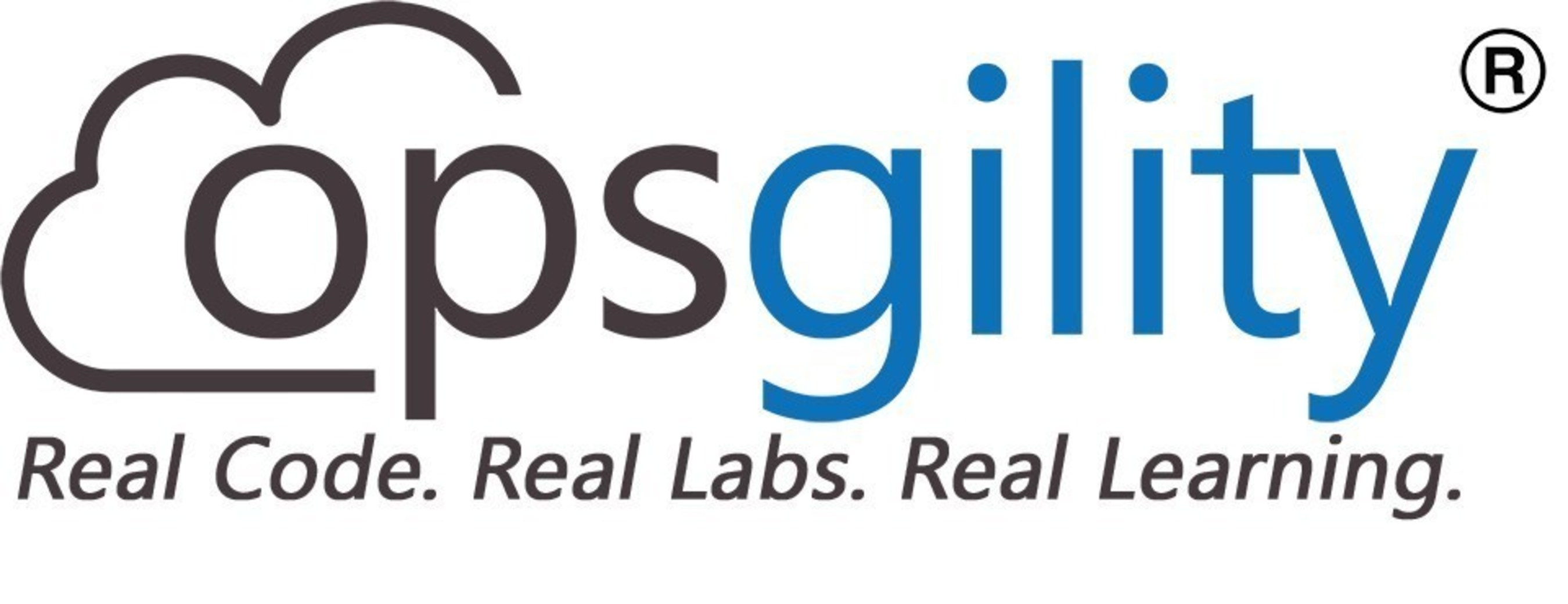 Opsgility - Real Code.  Real Labs.  Real Learning.