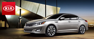 The 2015 Kia Optima is officially available at Briggs Kia in Topeka, Kan. (PRNewsFoto/Briggs Kia)