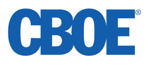 CBOE logo.  (PRNewsFoto/CBOE)