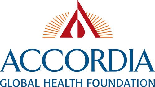 Accordia Global Health Foundation.  (PRNewsFoto/Accordia Global Health Foundation)