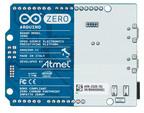 An overhead view of Arduino Zero (PRNewsFoto/Atmel Corporation)