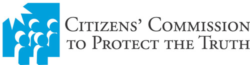 The Citizens' Commission to Protect the Truth.  (PRNewsFoto/The Citizens' Commission to Protect the ...