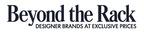 Beyond the Rack logo.  (PRNewsFoto/Beyond the Rack Enterprises Inc.)