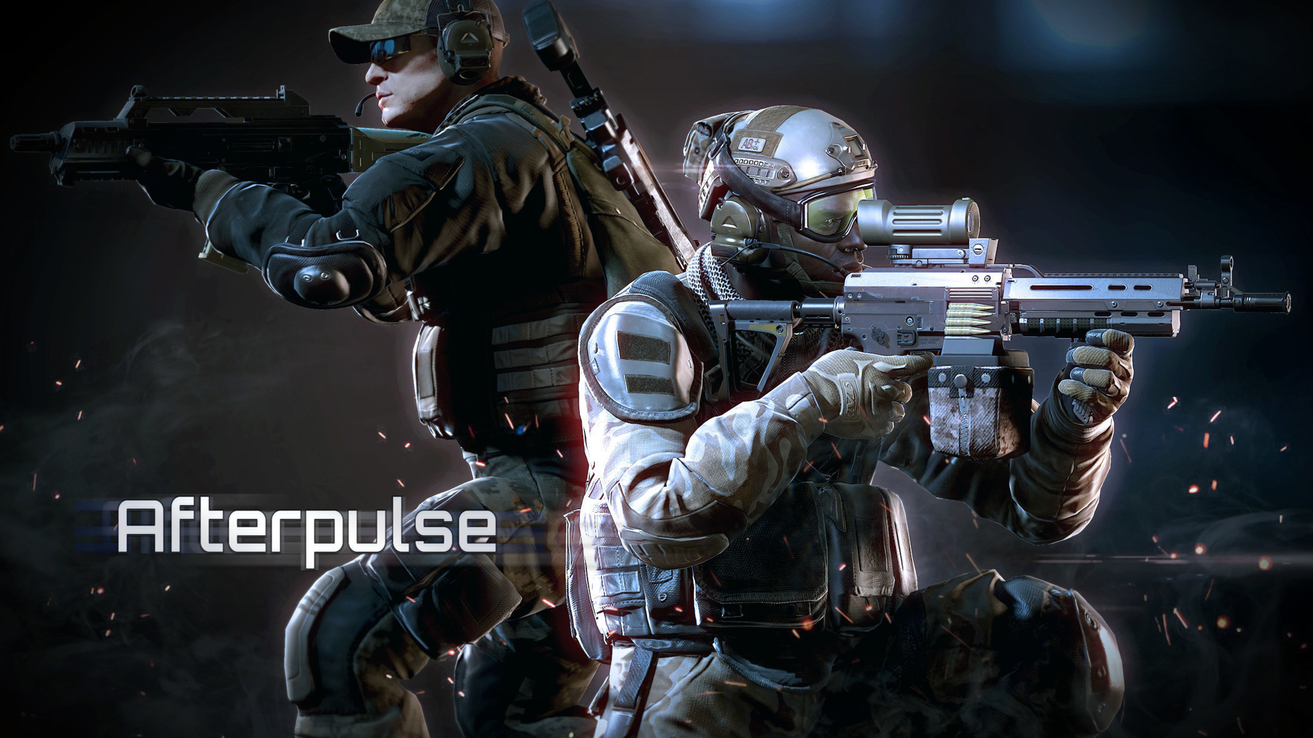 Mobile Third-Person Shooter Afterpulse Launched Worldwide on App Store
