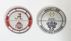 Alabama Crimson Tide and Ohio State Buckeye Fans Can Own a Piece of the Sugar Bowl with the Official Flip Coin