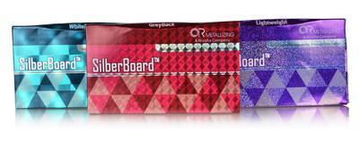 Silberboard packaging by AR Metallizing.