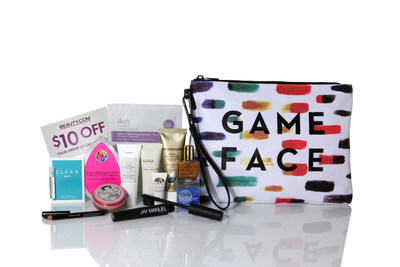 Beauty.com Introduces Second Installment of the Exclusive MILLY Game Face Bag Series