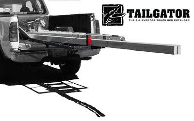 TailGator extends the legal load hanging distance by up to 3 feet.