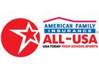 USA TODAY High School Sports logo.  (PRNewsFoto/USA TODAY Sports)